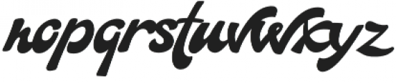 Martinaz Regular otf (400) Font LOWERCASE
