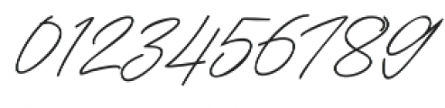 Martoni otf (400) Font OTHER CHARS