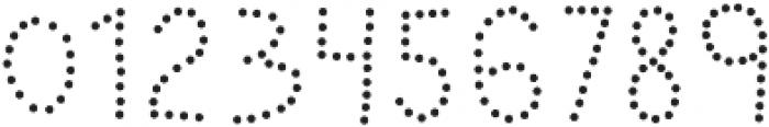 Marujo Dots otf (400) Font OTHER CHARS