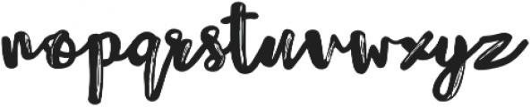 Marvellous Serif otf (100) Font LOWERCASE