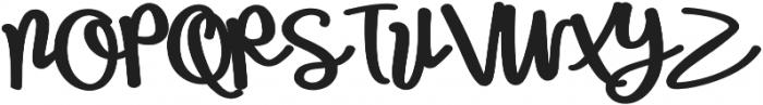 Marvellous Serif otf (400) Font UPPERCASE
