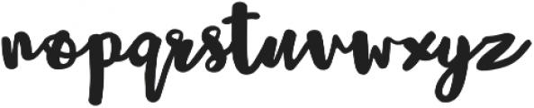 Marvellous Serif otf (400) Font LOWERCASE