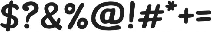 Marvelous Rex Bold otf (700) Font OTHER CHARS