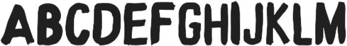 Marver Regular otf (400) Font LOWERCASE