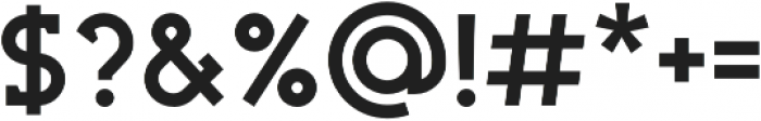 Mash-up otf (400) Font OTHER CHARS