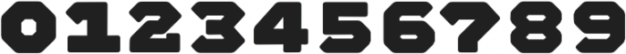 Mashine Rounded Extrabold otf (700) Font OTHER CHARS