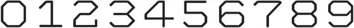 Mashine Rounded Extralight otf (200) Font OTHER CHARS