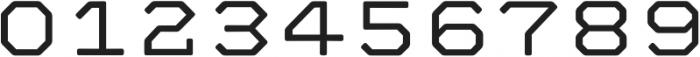 Mashine Rounded Light otf (300) Font OTHER CHARS