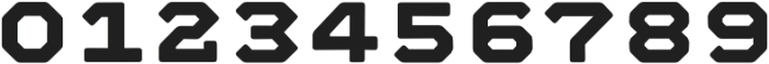 Mashine Rounded Semibold otf (600) Font OTHER CHARS