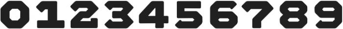 Mashine Rounded otf (700) Font OTHER CHARS