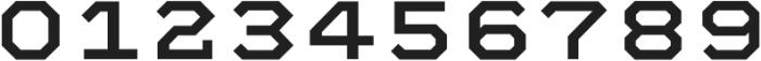 Mashine otf (400) Font OTHER CHARS