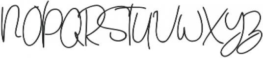 Massali otf (400) Font UPPERCASE