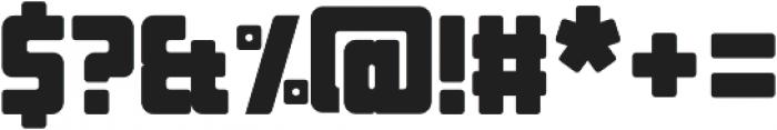 MassivaGrotesQBlack ttf (900) Font OTHER CHARS
