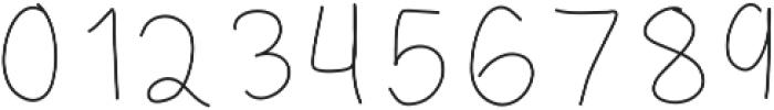 MastLight ttf (300) Font OTHER CHARS