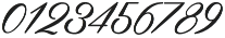 Masterics otf (400) Font OTHER CHARS