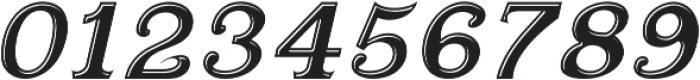 MasterpieceITALIC Masterpiece otf (400) Font OTHER CHARS