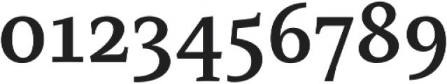 Mastro Caption Semi Bold otf (600) Font OTHER CHARS