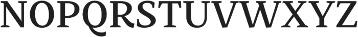 Mastro Caption Semi Bold otf (600) Font UPPERCASE