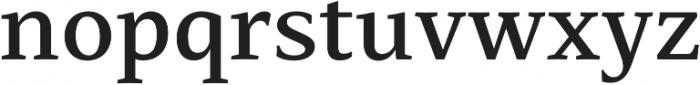 Mastro Caption Semi Bold otf (600) Font LOWERCASE