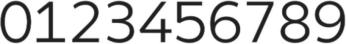 Matahari 400 Regular otf (400) Font OTHER CHARS