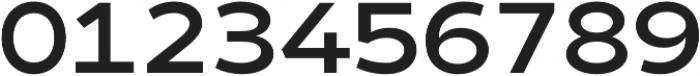 Matahari Extended 700 Extended Bold otf (700) Font OTHER CHARS