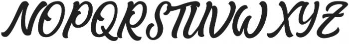 Matane otf (400) Font UPPERCASE