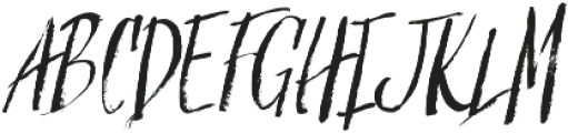 Material otf (400) Font UPPERCASE