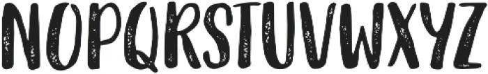 Mates Malty Marker Rust otf (400) Font UPPERCASE