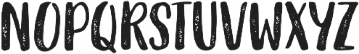 Mates Malty Marker Rust otf (400) Font LOWERCASE