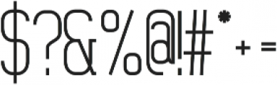 Mathematical ttf (700) Font OTHER CHARS