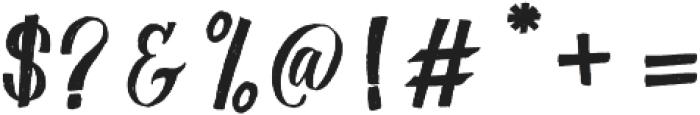 MathilaScript otf (400) Font OTHER CHARS