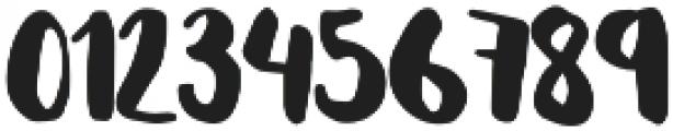 Matilda Regular otf (400) Font OTHER CHARS