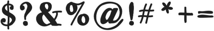 Matilda ttf (400) Font OTHER CHARS