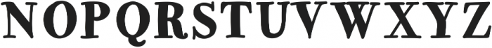Matilda ttf (400) Font UPPERCASE