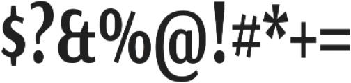 Matsuko Bold ttf (700) Font OTHER CHARS