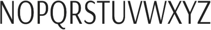 Matsuko Regular ttf (400) Font UPPERCASE