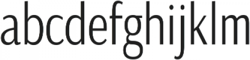 Matsuko Regular ttf (400) Font LOWERCASE