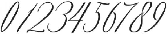 MatteoRegular ttf (400) Font OTHER CHARS
