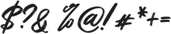 Maveric otf (400) Font OTHER CHARS