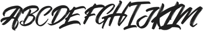 Maveric otf (400) Font UPPERCASE