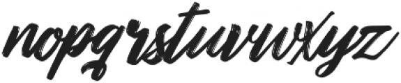 Maveric otf (400) Font LOWERCASE