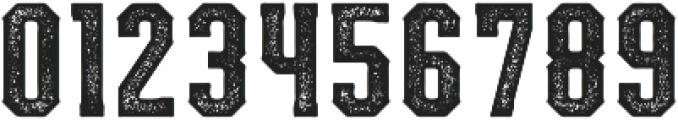 Mavericks Vintage otf (400) Font OTHER CHARS