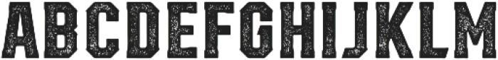 Mavericks Vintage otf (400) Font LOWERCASE