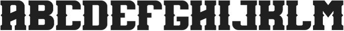 Maxton otf (400) Font LOWERCASE