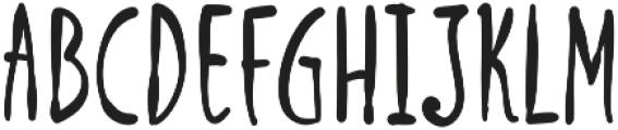 Maya Script Bold otf (700) Font UPPERCASE