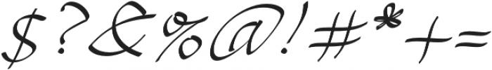 Mayence Premium otf (400) Font OTHER CHARS