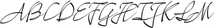 Mayence Premium otf (400) Font UPPERCASE