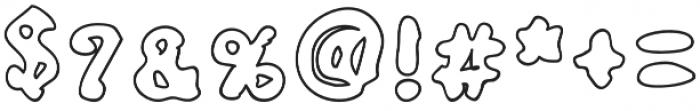 Mayo Kid Regular otf (400) Font OTHER CHARS