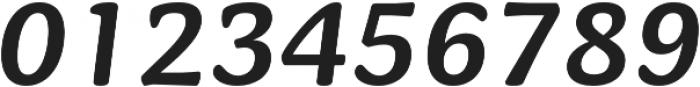 Mayonez SemiBold Italic otf (600) Font OTHER CHARS