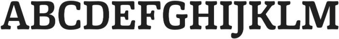 Mayonez SemiBold otf (600) Font UPPERCASE